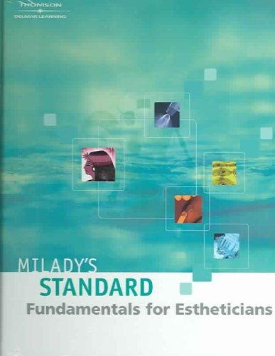 9781401822408: Milady's Standard Fundamentals for Estheticians