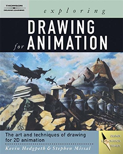 Exploring Drawing for Animation (Design Exploration Series): Kevin Hedgpeth