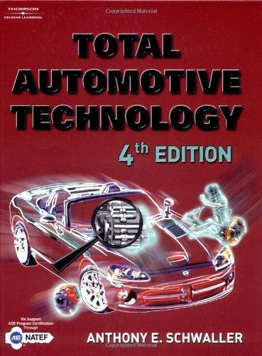 9781401824761: Total Automotive Technology