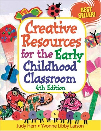 9781401825546: Creative Resources for the Early Childhood Classroom, 4E