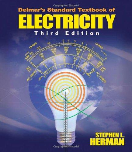9781401825652: Delmar's Standard Textbook of Electricity, 3E