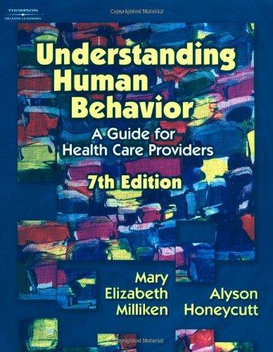 9781401825713: Understanding Human Behavior (Milliken, Understanding Human Behavior)