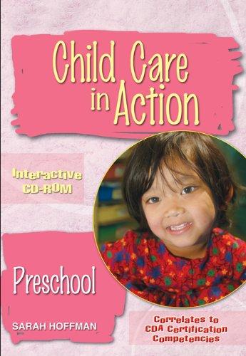 9781401825928: Child Care in Action: Preschool