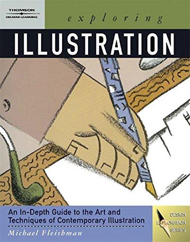 9781401826215: Exploring Illustration (Design Concepts)