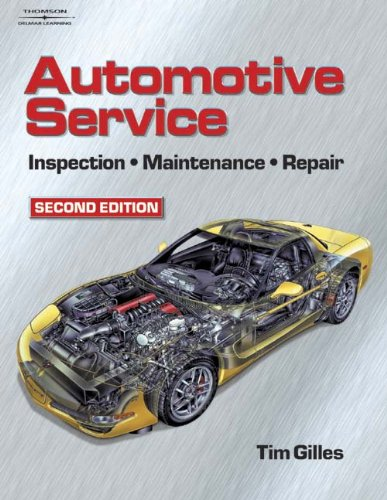 9781401826949: Bundle: Automotive Service: Inspection, Maintenance and Repair + Repair with Lab Manual