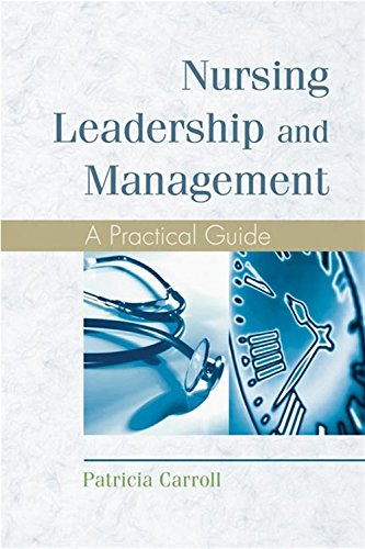 9781401827045: Nursing Leadership and Management: A Practical Guide