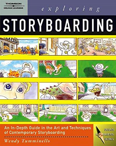 9781401827151: Exploring Storyboarding (Design Concepts)