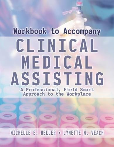 9781401827205: Workbook to Accompany Clinical Medical Assisting