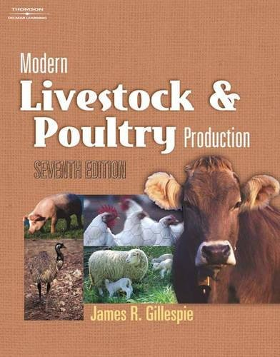 9781401827373: Modern Livestock & Poultry Production