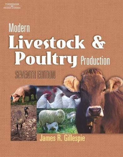 9781401827373: Modern Livestock & Poultry Production