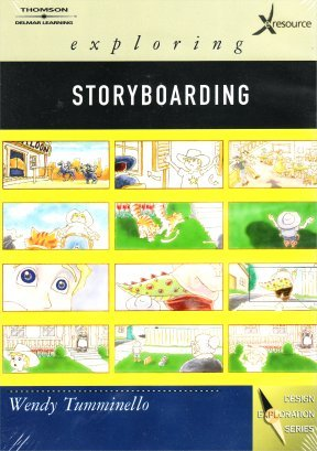 9781401827465: Exploring Storyboarding: An In-Depth Guide to the Art and Techniques of Contemporary Storyboarding