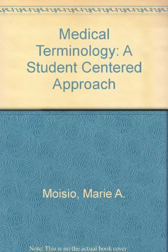 9781401828417: Medical Terminology: A Student Centered Approach
