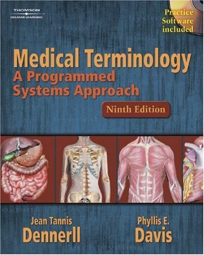 9781401832179: Medical Terminology: A Programmed Systems Approach