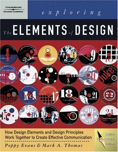 Exploring The Elements of Design (Design Exploration: Poppy Evans, Mark