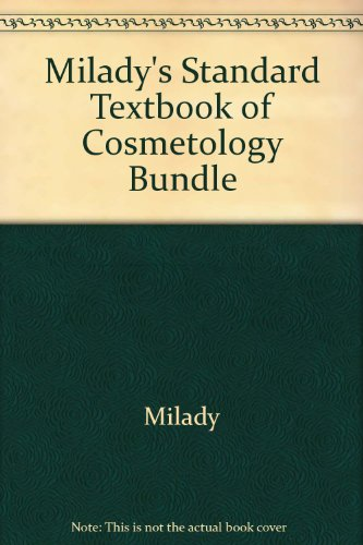Milady's Standard Textbook of Cosmetology Bundle (9781401832889) by Milady