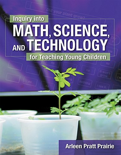 9781401833596: Inquiry into Math, Science & Technology for Teaching Young Children
