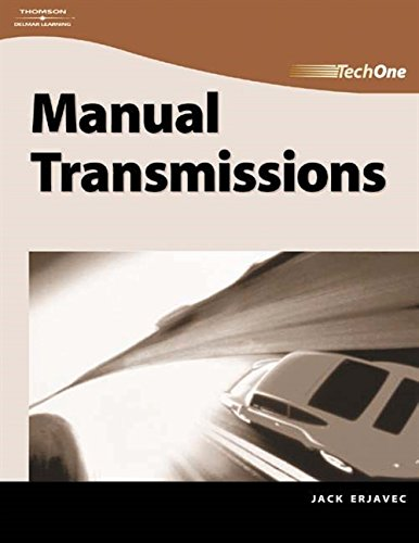 9781401834005: TechOne: Manual Transmissions