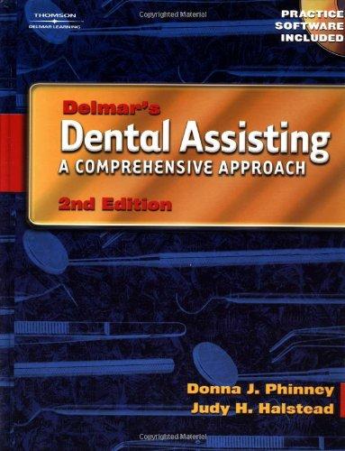 9781401834807: Delmar's Dental Assisting: A Comprehensive Approach