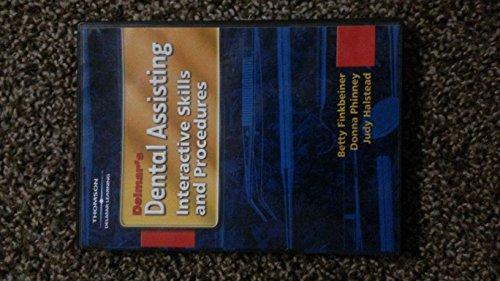 9781401834852: Delmar's Dental Assisting: Interactive Skills and Procedures