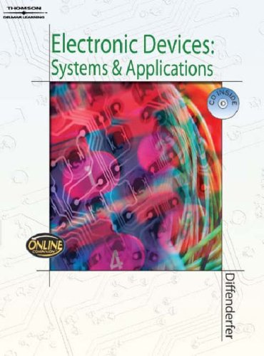 9781401835149: Electronic Devices: Systems & Applications