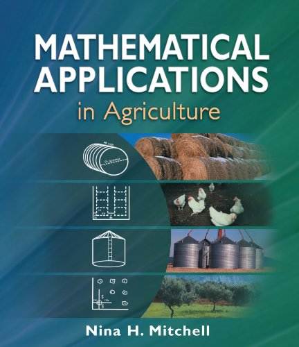 9781401835491: Mathematical Applications in Agriculture (Applied Mathematics)