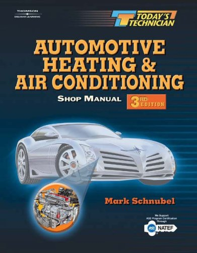 9781401835521: Today's Technician: Automotive Heating & Air Conditioning