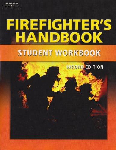 9781401835781: Firefighter's Handbook-Workbook (Fire Science Series)