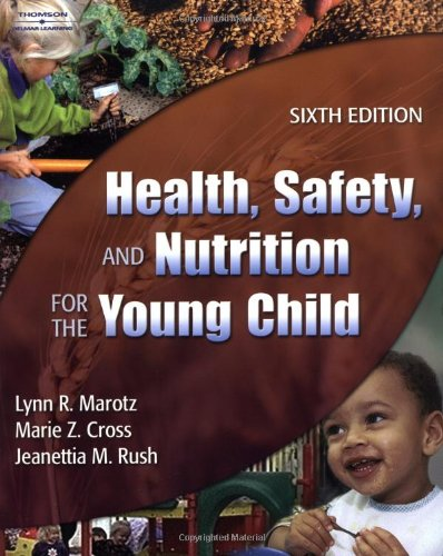 9781401837006: Health, Safety, and Nutrition for the Young Child