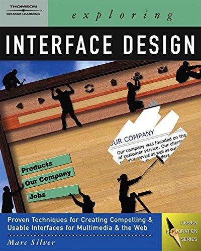 9781401837396: Exploring Interface Design (Graphic Design/Interactive Media)