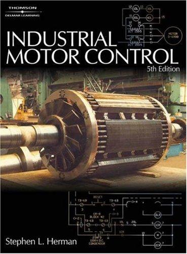 9781401838027: Industrial Motor Control