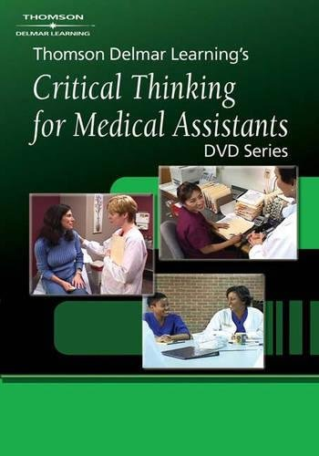 9781401838584: Delmar's Critical Thinking for Medical Assistants DVD #1: Professionalism and Career Planning (Thomson Delmar Learning's Critical Thinking for Medical Assistants) (No. 1)