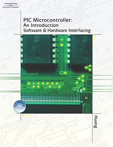 9781401839673: PIC Microcontroller: An Introduction to Software & Hardware Interfacing