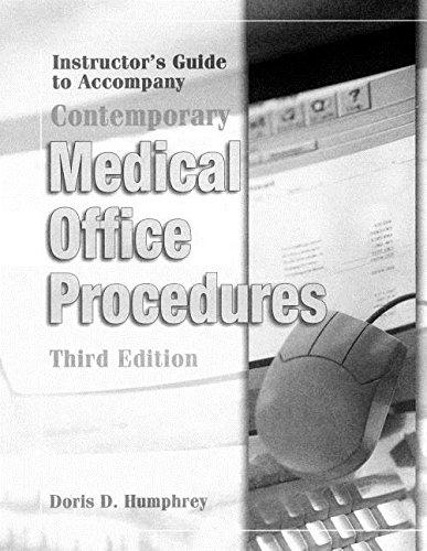 9781401840235: Contemporary Medical Office Procedures