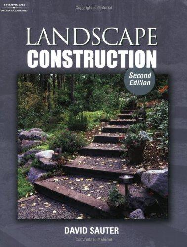 9781401842819: Landscape Construction
