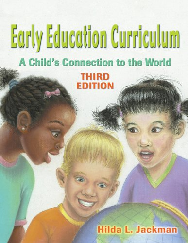 9781401848422: Early Education Curriculum: A Child's Connection to the World