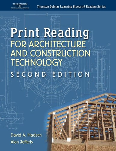 9781133127277 print reading for architecture and construction 9781401851675 print reading for architecture construction thomson delmar learning blueprint reading malvernweather