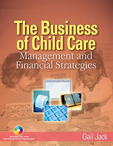 9781401851804: The Business of Child Care: Management and Financial Strategies