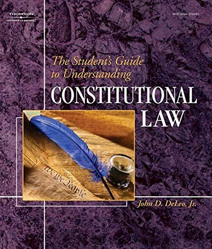 9781401852399: The Student's Guide to Understanding Constitutional Law