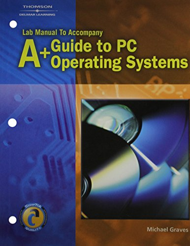 9781401852511: LM - A+ Certification PC Operating Systems