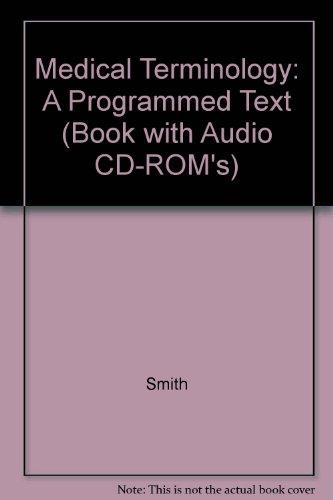 9781401854713: Medical Terminology: A Programmed Text