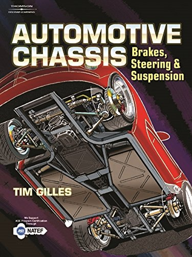 9781401856304: Automotive Chassis: Brakes, Suspension, and Steering