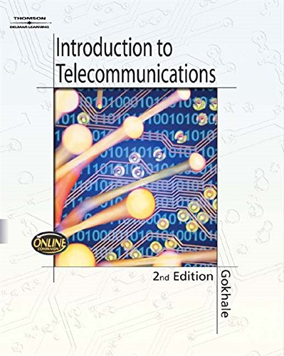 9781401856489: Introduction to Telecommunications