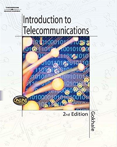 Introduction to Telecommunications: Gokhale, Anu