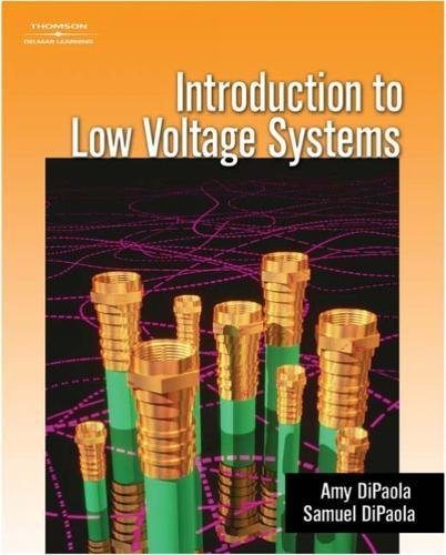 9781401856564: Introduction to Low Voltage Systems