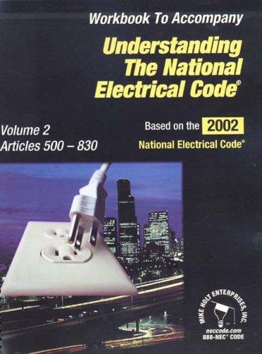 9781401857097: Understanding the NEC Workbook Vol 2 (Understanding the National Electrical Code)
