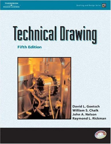 9781401857608: Technical Drawing (Drafting and Design)