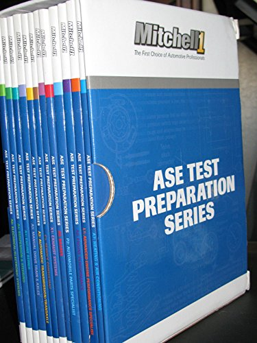 ASE TEST PREPARATION SERIES (A7 : HEATING & AIR CONDITIONING) (A7 : HEATING & AIR ...