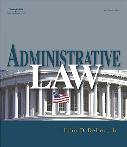 9781401858773: Administrative Law