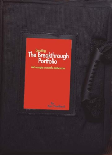 9781401858971: The Breakthrough Portfolio (Graphic Design/Interactive Media)