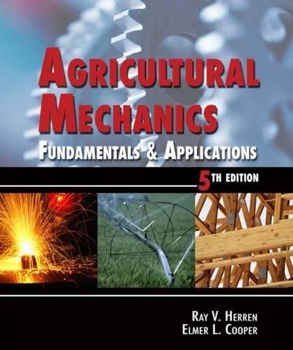 9781401859565: Agricultural Mechanics: Fundamentals and Applications